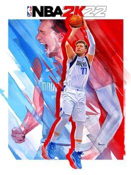 NBA 2K22 poster