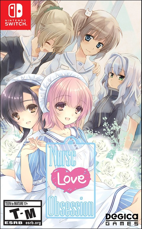 Nurse Love Obsession poster