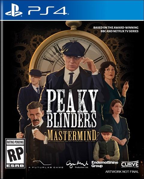 Peaky Blinders: Mastermind poster