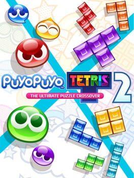 Puyo Puyo Tetris 2 poster