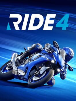 Ride 4 poster