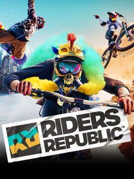 Riders Republic poster
