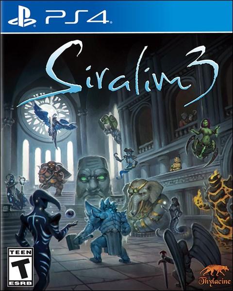 Siralim 3 poster