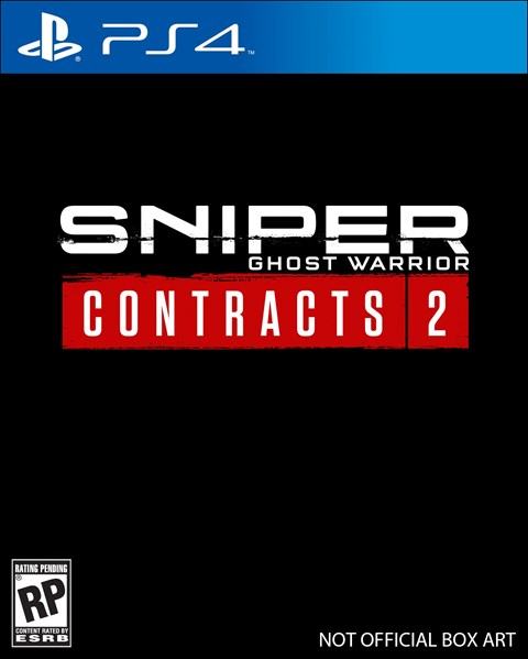 Sniper Ghost Warrior Contracts 2 poster