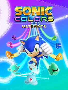 Sonic Colors: Ultimate poster