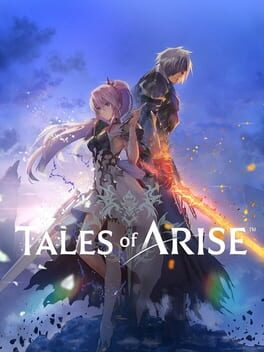 Tales of Arise poster