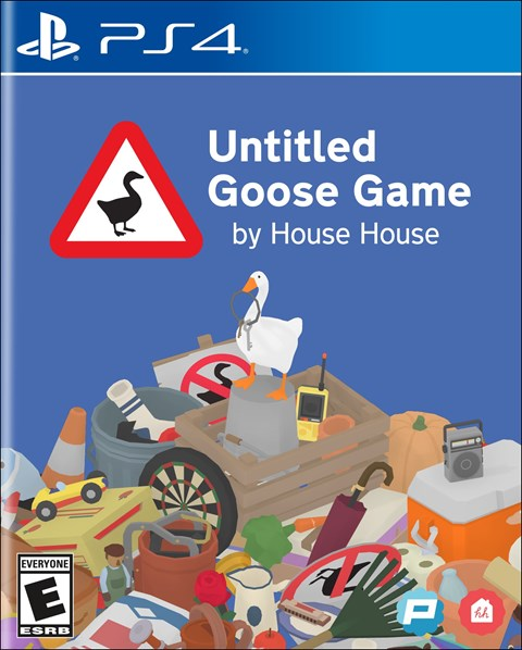 Untitled Goose Game poster