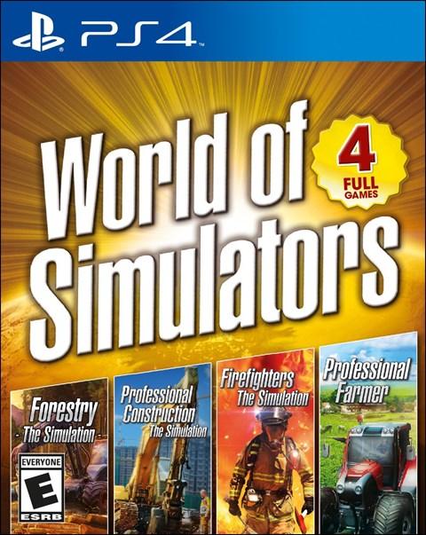 World of Simulators poster