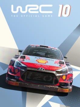 WRC 10 poster