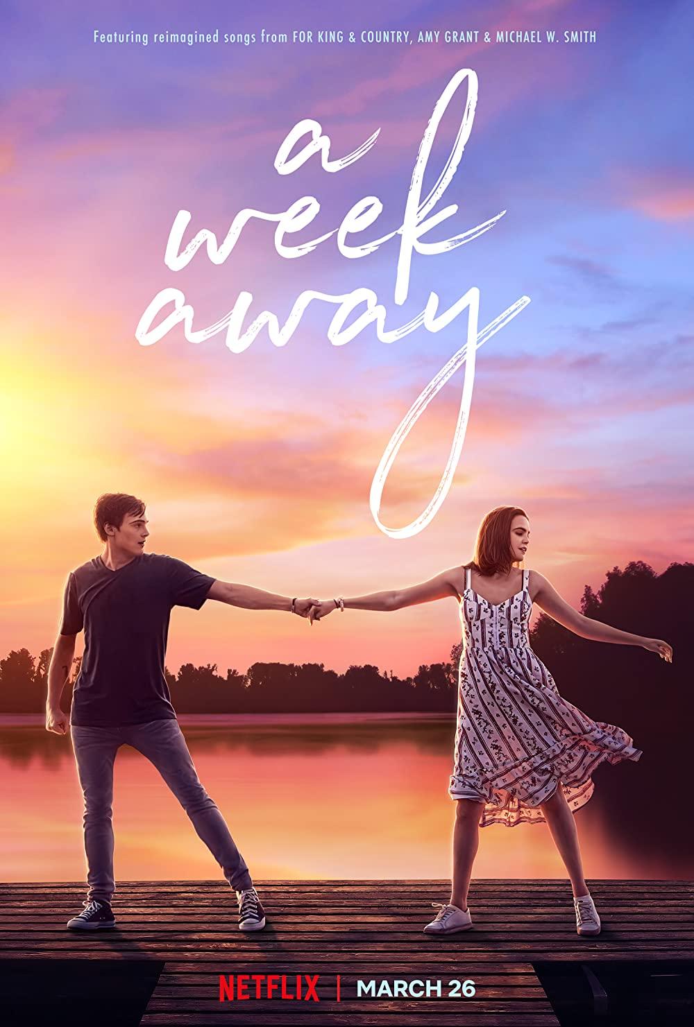 A Week Away poster