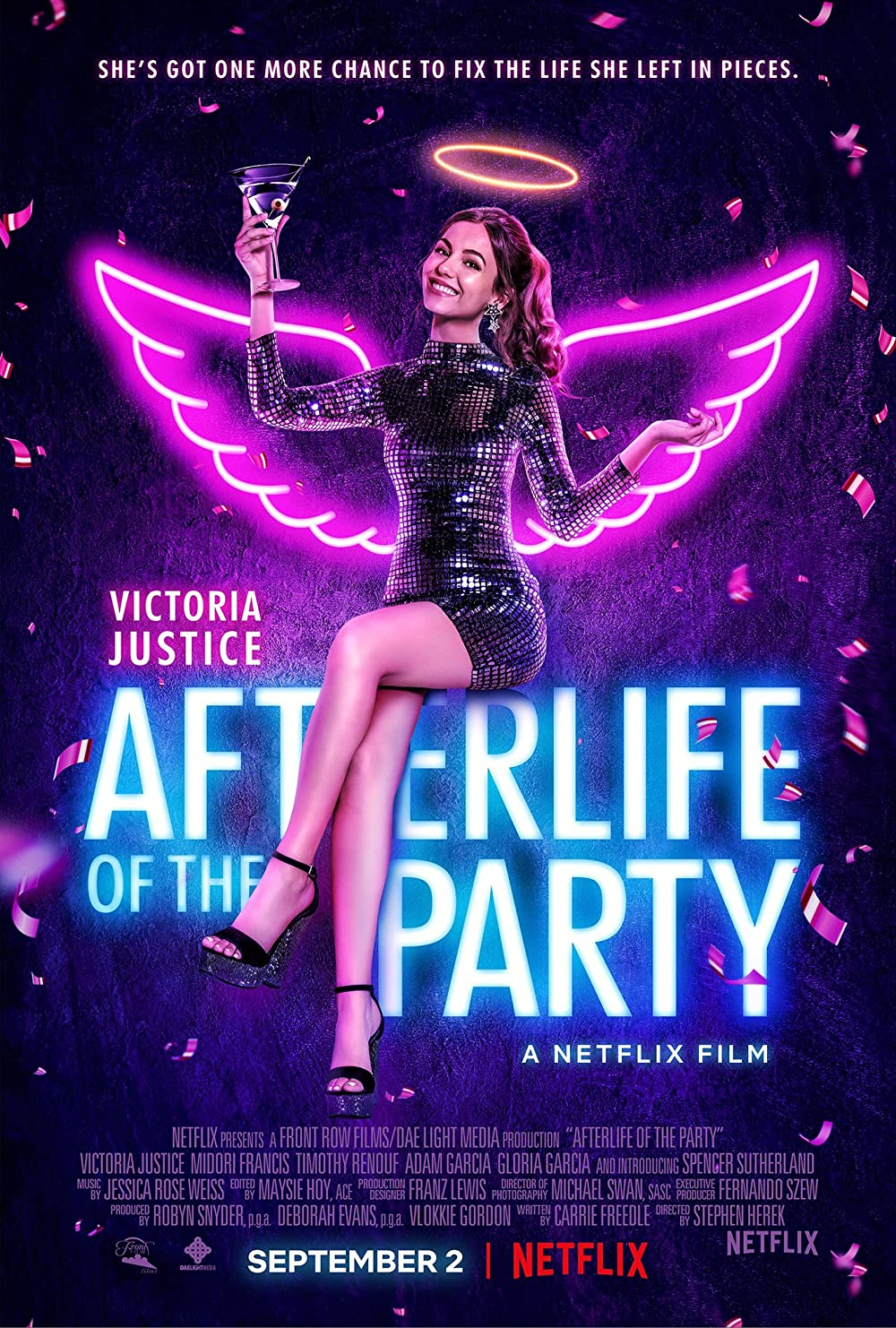 Afterlife of the Party poster