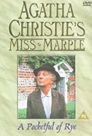 Agatha Christie's Miss Marple: A Pocket Full of Rye poster