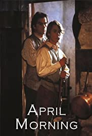 April Morning poster