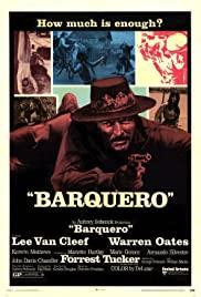 Barquero poster