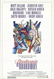 Bloodhounds of Broadway poster