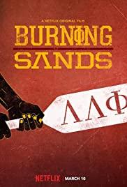 Burning Sands poster