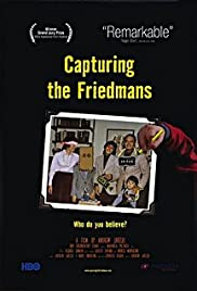 Capturing the Friedmans poster