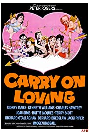 Carry on Loving poster