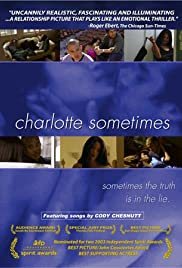 Charlotte Sometimes poster
