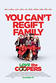Christmas with the Coopers poster