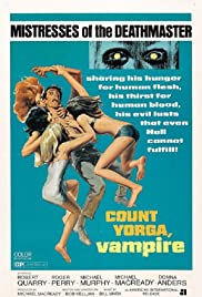 Count Yorga, Vampire poster
