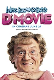 D' Mrs. Brown's Boys Movie poster