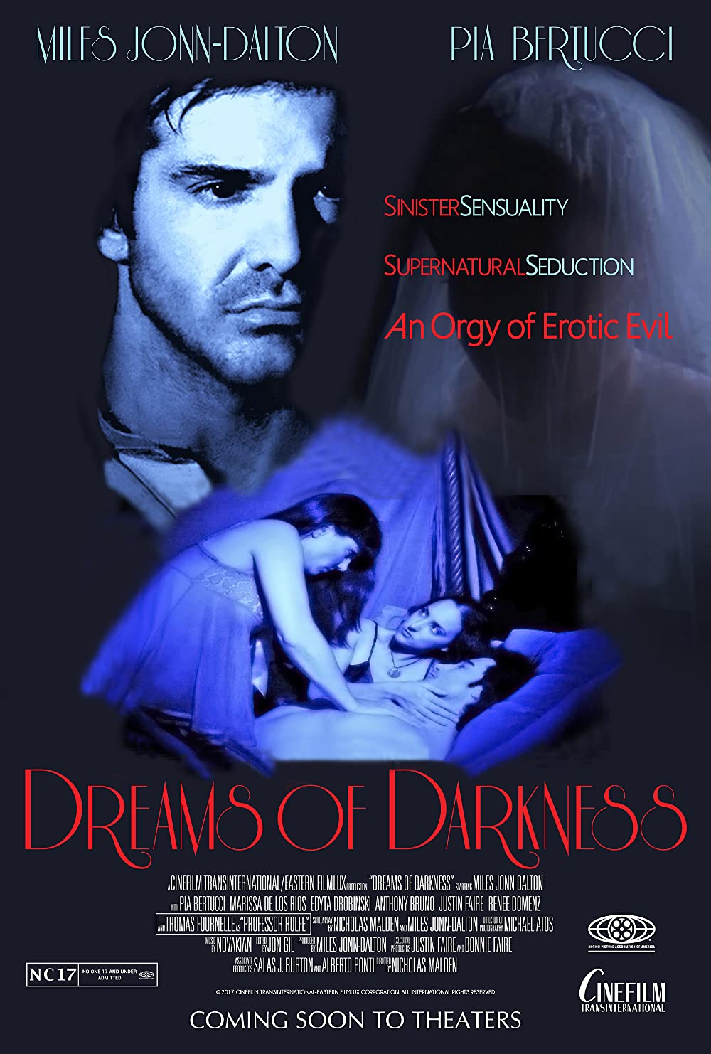 Dreams of Darkness poster