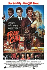 Fear City poster