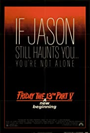 Friday the 13th: A New Beginning poster