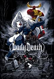 Lady Death poster