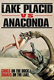 Lake Placid vs Anaconda poster