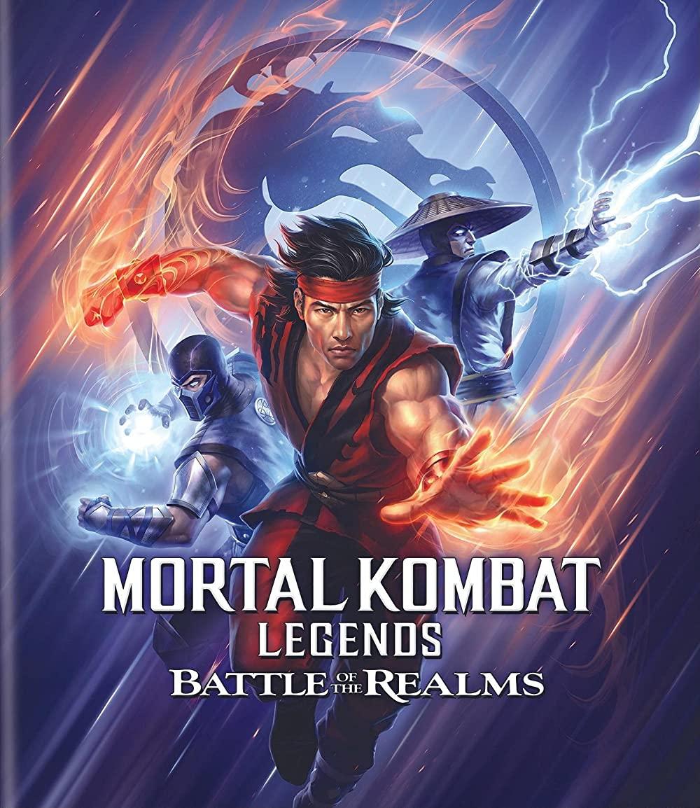 Mortal Kombat Legends: Battle of the Realms poster