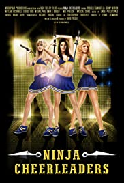 Ninja Cheerleaders poster