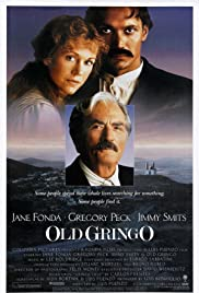 Old Gringo poster