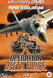 Operation Delta Force poster