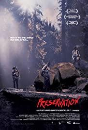 Preservation poster