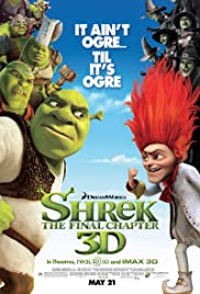 Shrek Forever After poster