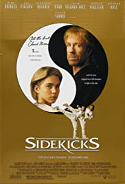 Sidekicks poster