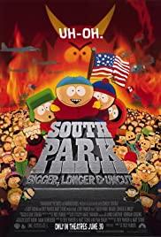 South Park: Bigger, Longer & Uncut poster