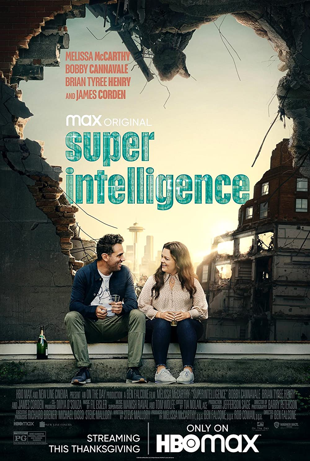 Superintelligence poster