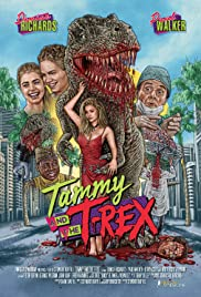 Tammy and the T-Rex poster