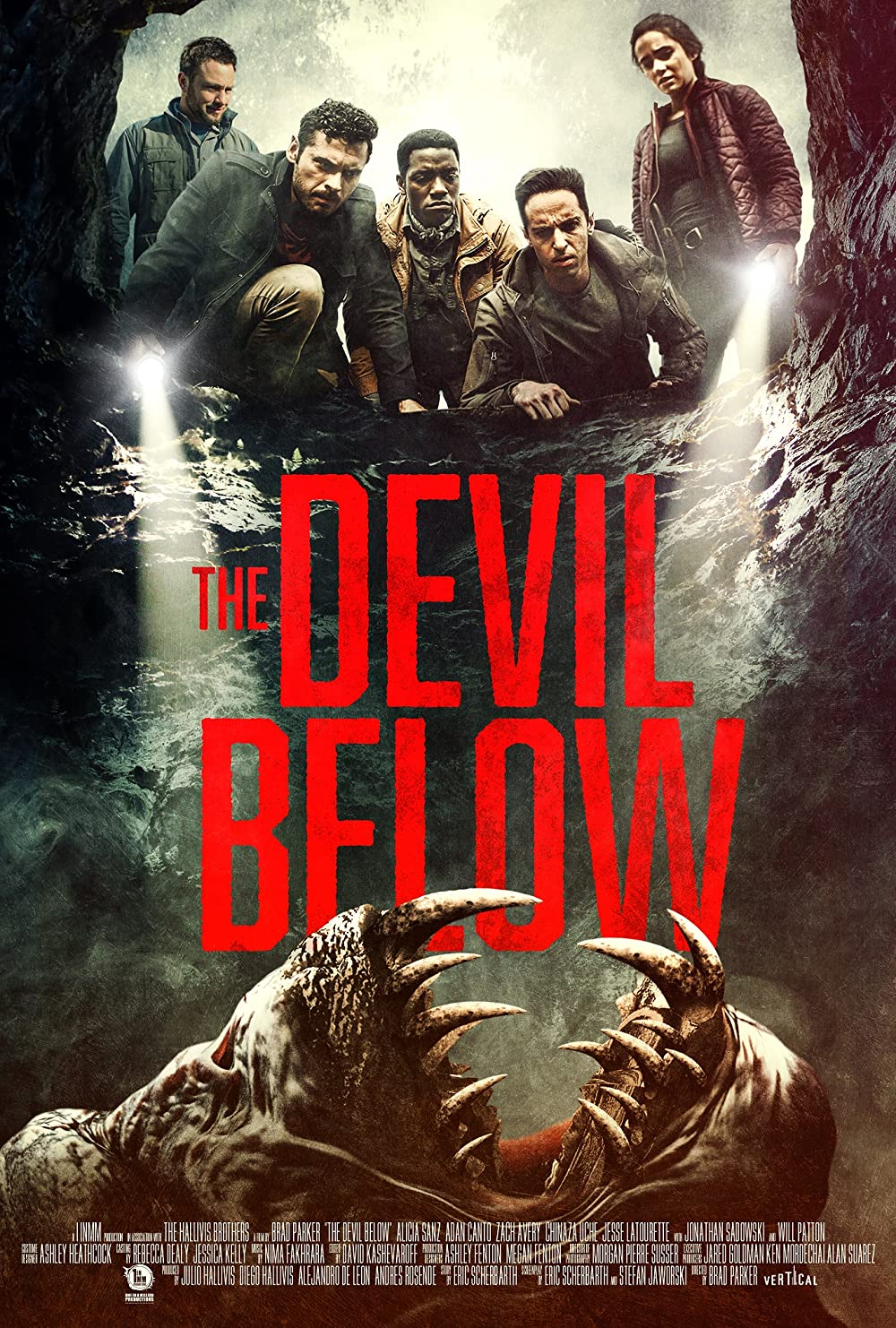 The Devil Below poster