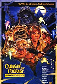The Ewok Adventure poster
