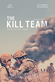 The Kill Team poster