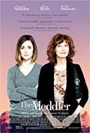 The Meddler poster