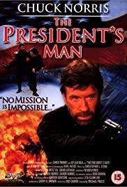 The President's Man poster