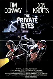 The Private Eyes poster
