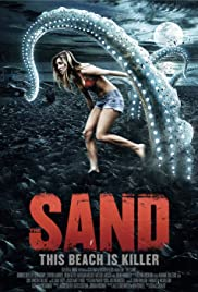 The Sand poster
