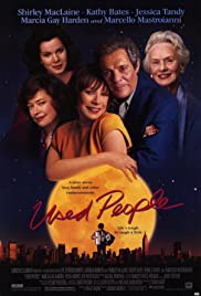Used People poster