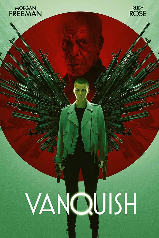 Vanquish poster